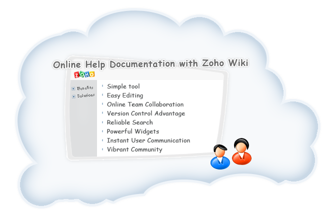 Technical writer services zoho