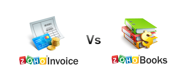 Rent Invoice Template Zoho Invoice Vs Zoho Books  Zoho Blog Paypal Invoice Fee Calculator with Invoice Header Excel Online Invoicing Software Vs Online Accounting Newegg Receipt Word