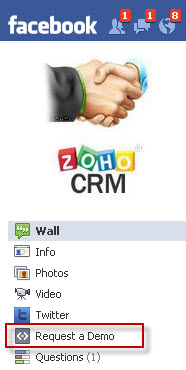 3 Easy Steps for Embedding Zoho CRM Web Forms in Facebook ...