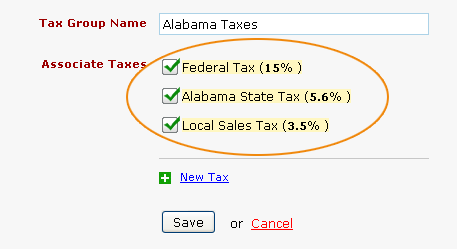 Google Receipt Template Word Just In Tax Groups In Zoho Invoice  Zoho Books  Zoho Blog Digital Invoices Word with Template For A Invoice In The Example Above If The Federal Tax Is  The State Tax Is  And  The Local Tax Is  The Tax Group Alabama Taxes Would Impose A   Tax On  Cornbread Receipt