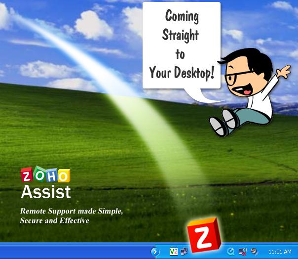 zoho-assist-desktop-client