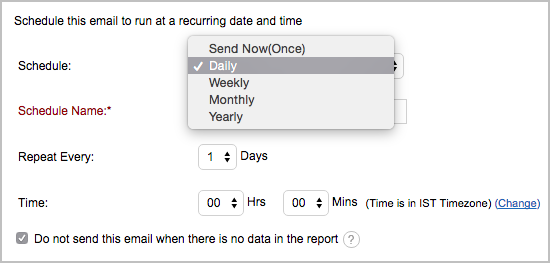 email-schedule