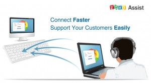 Connect Faster. Support your customers easily.