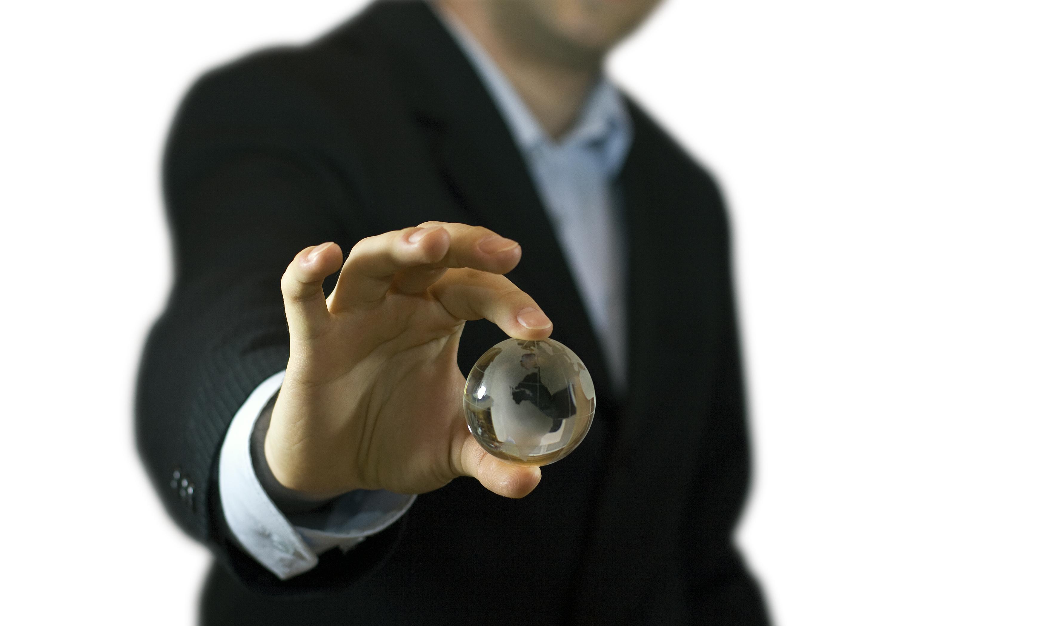 businessman_globe