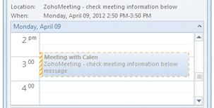 Add to Outlook Calendar