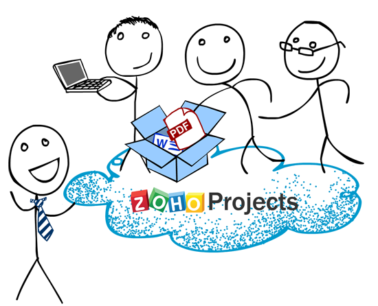 Zoho Projects Dropbox Integration