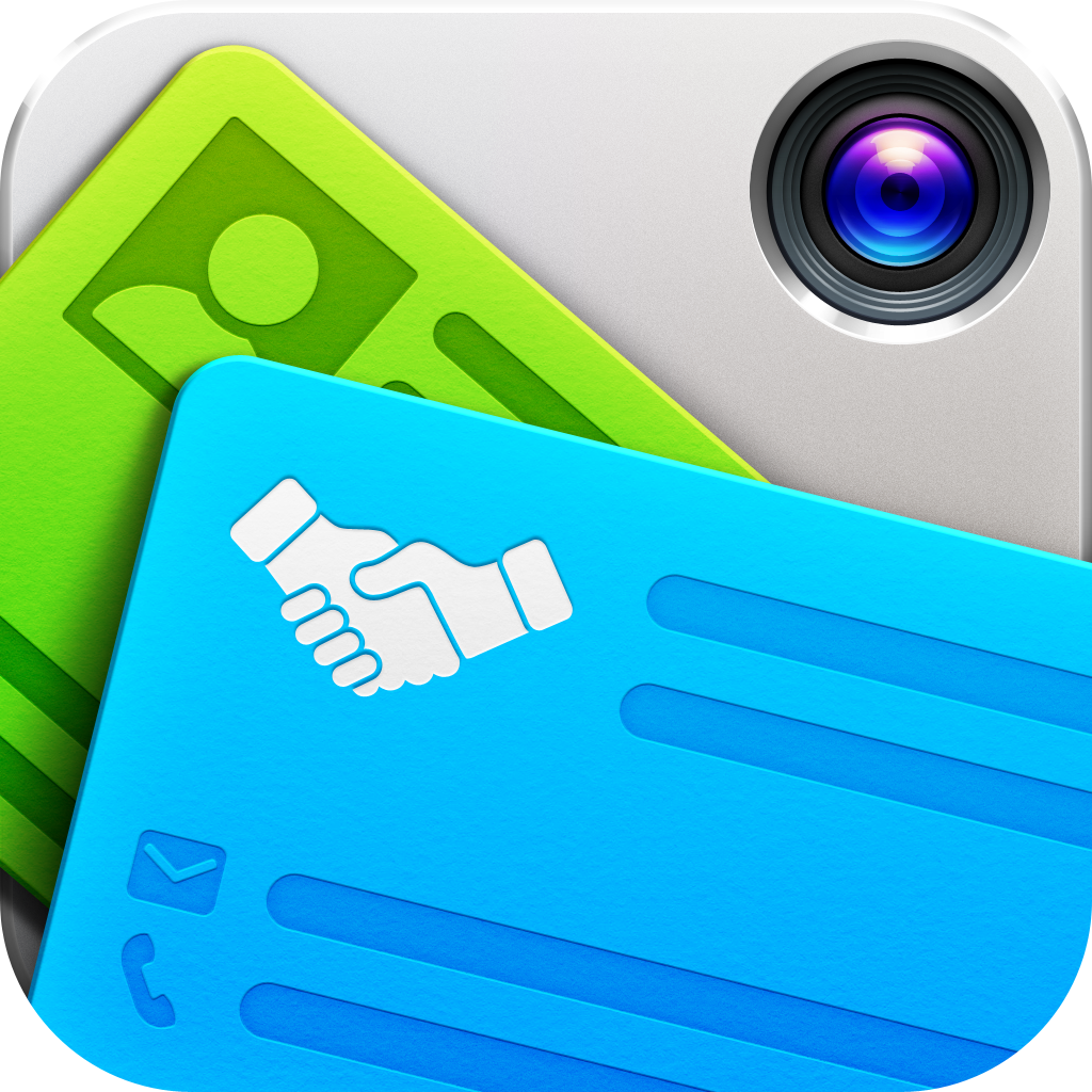 Card Scanner App Icon