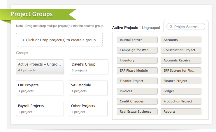 project-groups