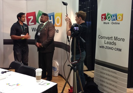 zoho interview