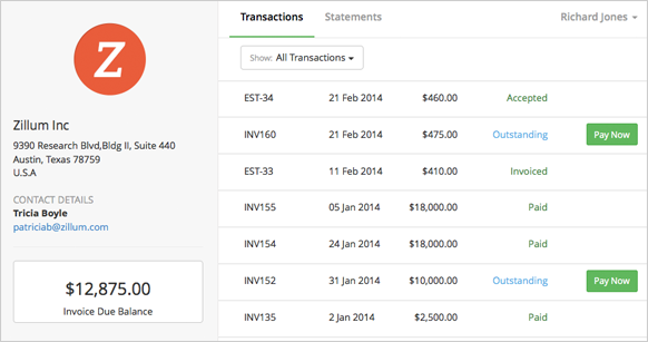 Client_Portal_All_Transactions