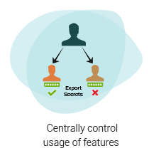 centrally-control