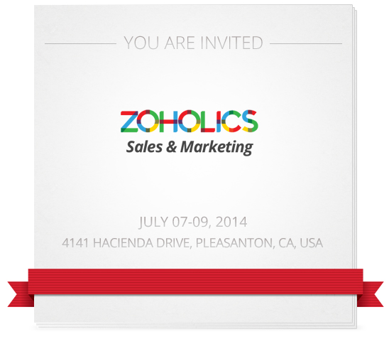 Zoholics: Sales & Marketing