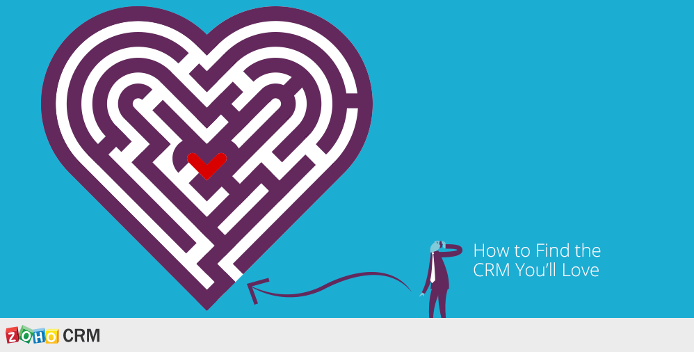 Find the CRM you'll Love