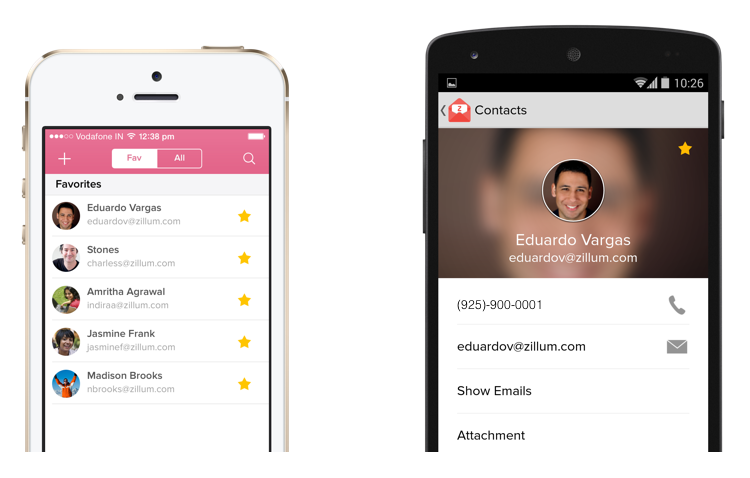 mobile-contacts