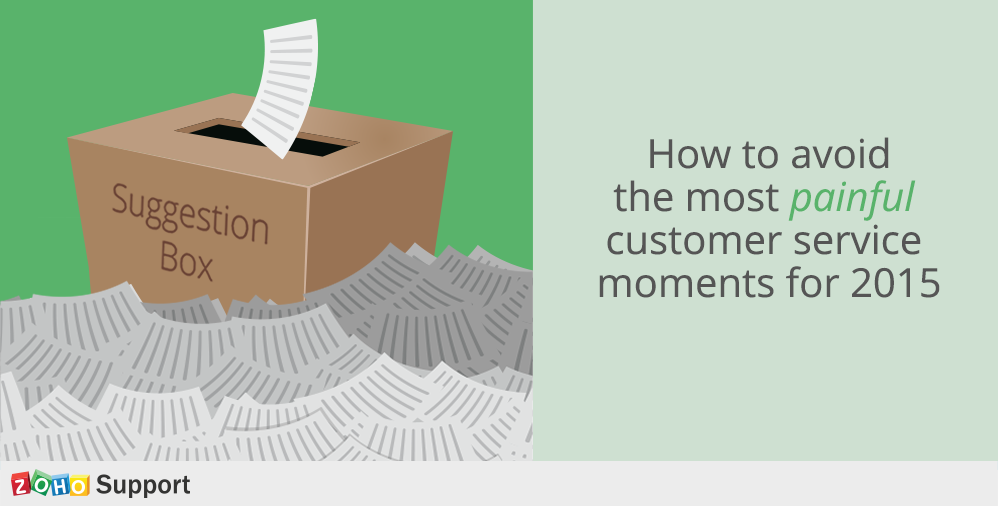 Avoid Painful Customer Service Moments