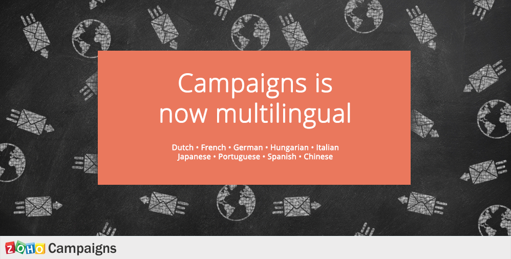 Campaigns is now multilingual
