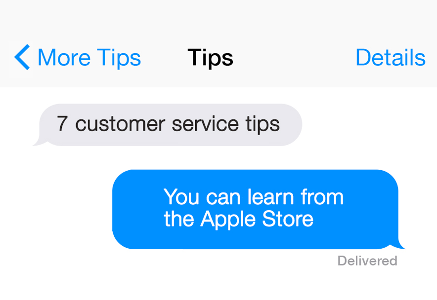 The Apple Watch, the revamped Apple Store and you: customer service tips from the world's most valuable brand