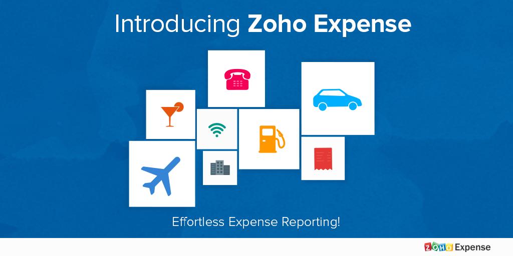 Zoho Expense