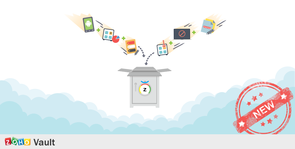 Zoho Vault New Features