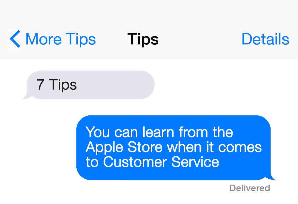 Customer Service Tips of The Day 7 Customer Service Tips You
