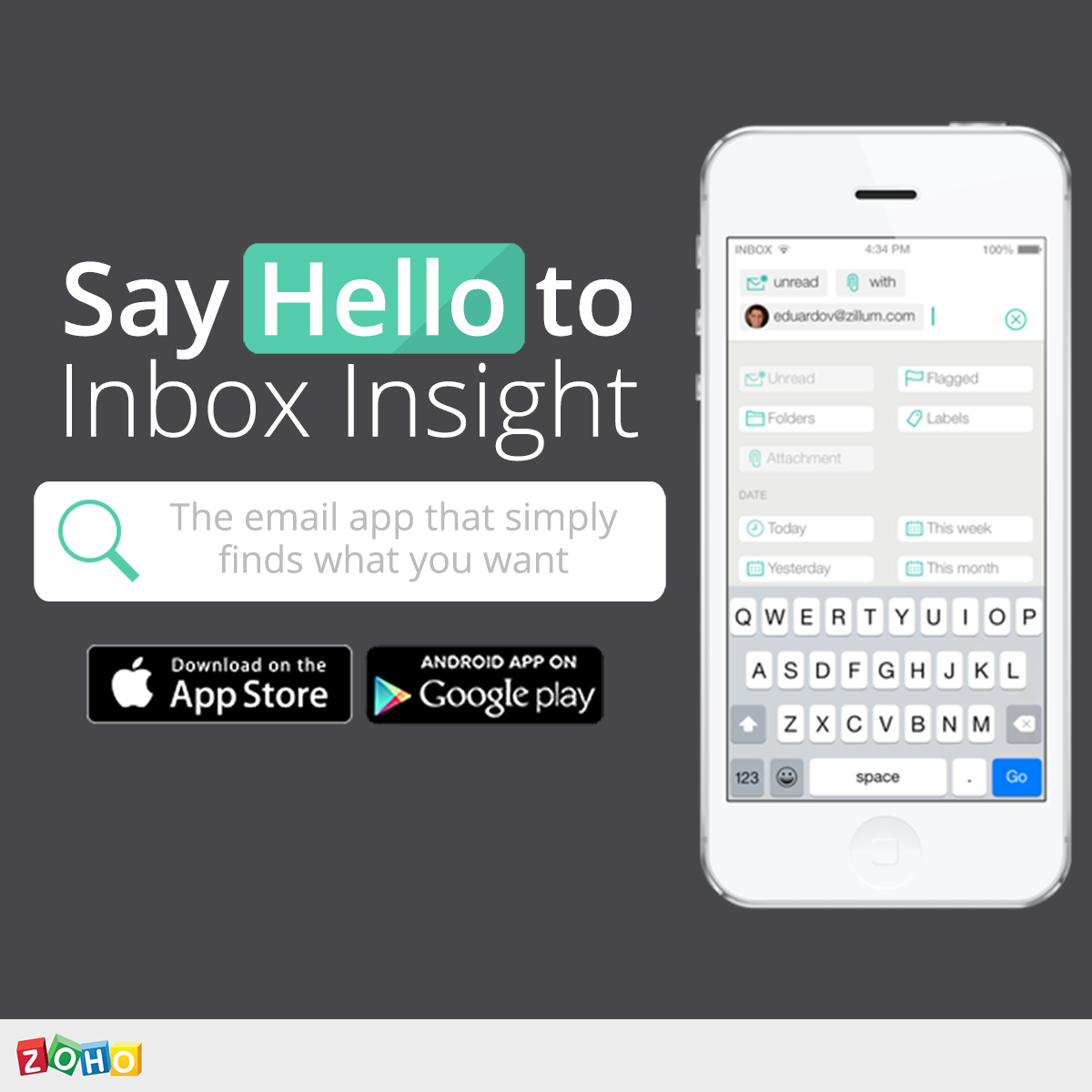 Introducing Inbox Insight: A Search Engine For Your Inbox