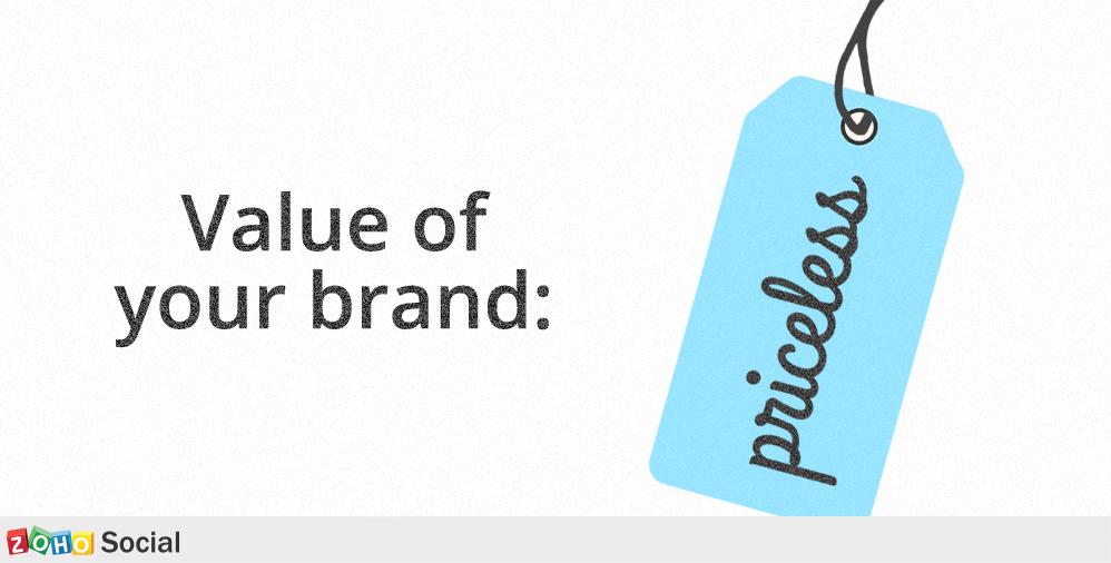 value of your brand
