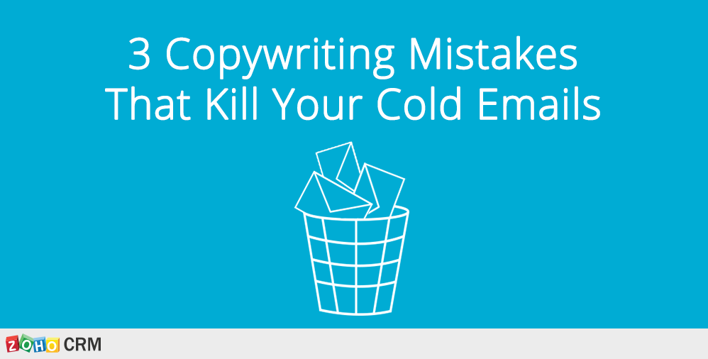 Email Copywriting Mistakes