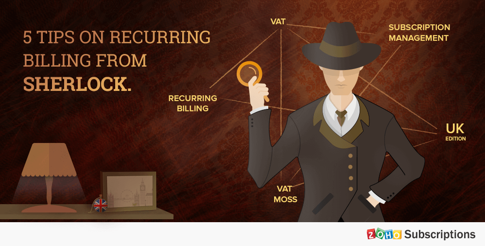 5 tips on recurring billing from Sherlock.