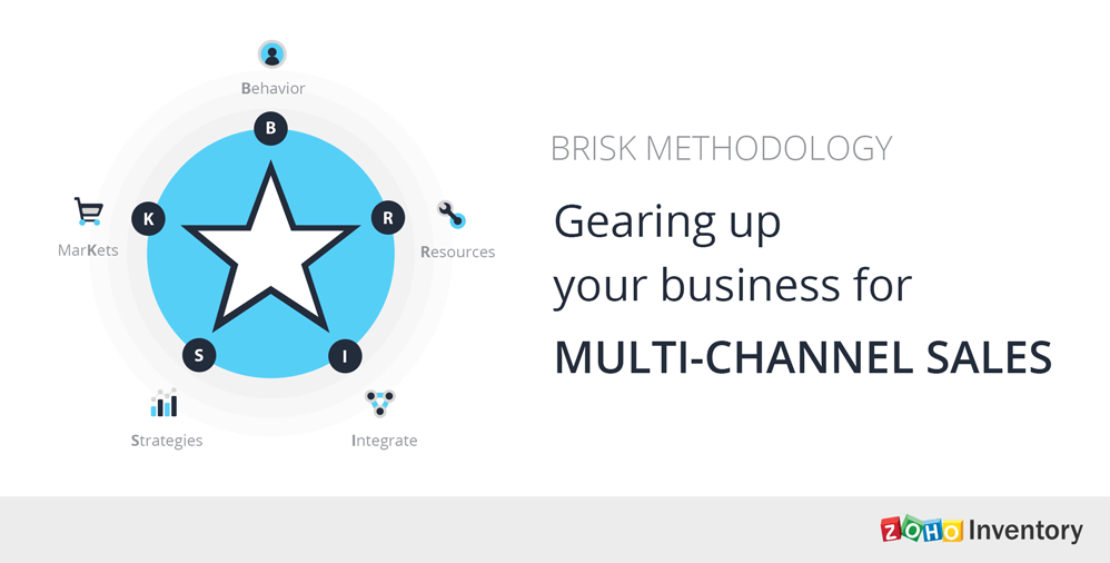 Gearing up your business for a ​multi-channel sales scenario…