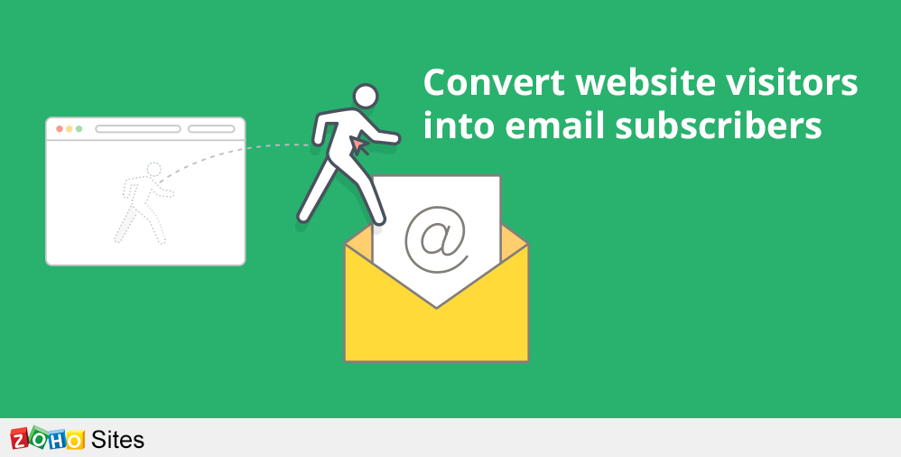 Convert-visitors-into-email-subscribers-green