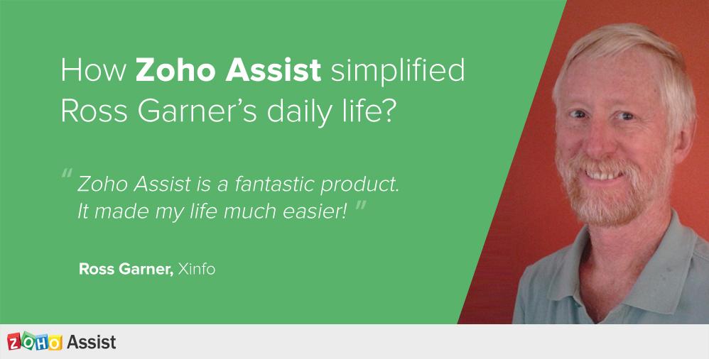 Zoho Assist Customer Spotlight