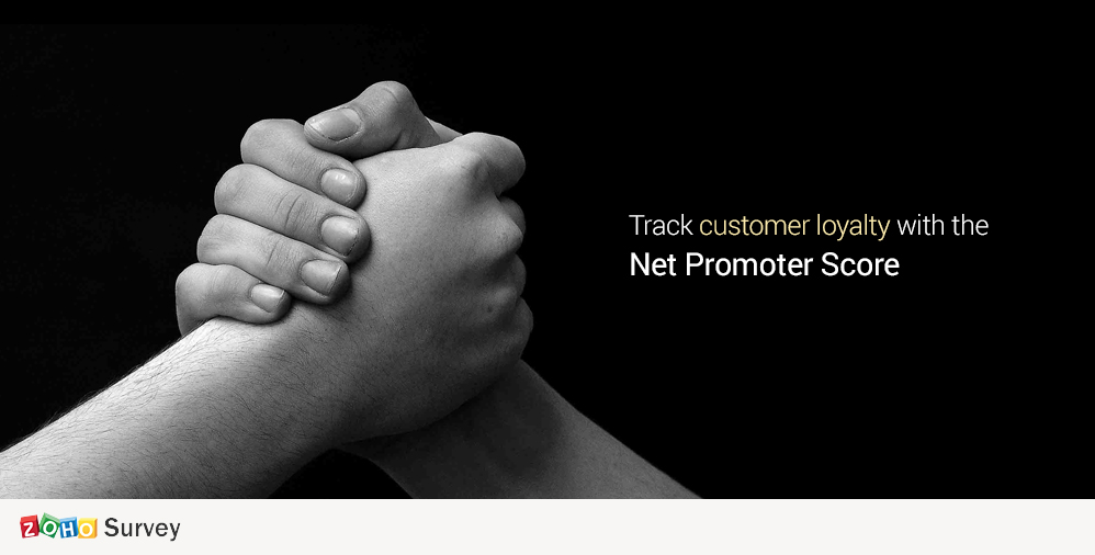 Customer loyalty with NPS