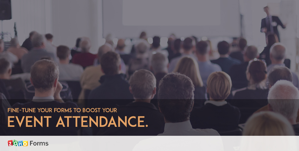 Boost your event attendance