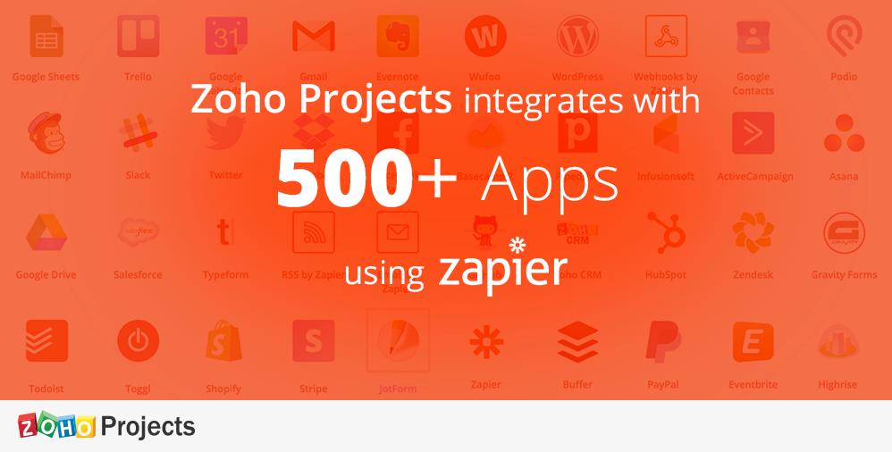 Zoho-Projects-Zapier