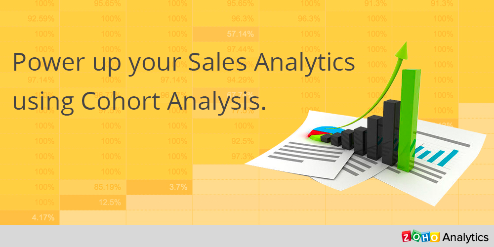 Power up your Sales Analytics using Cohort Analysis