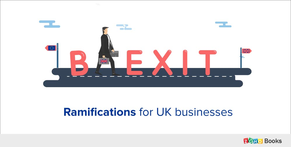 Impact of Brexit on UK businesses.
