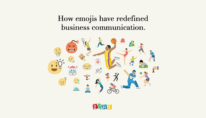 How emojis have redefined business communications
