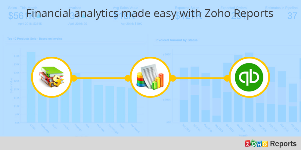 Financial analytics made easy – Analyze Zoho Books data with Zoho Analytics