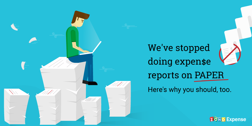 we ve stopped doing expense reports on paper here s why you should