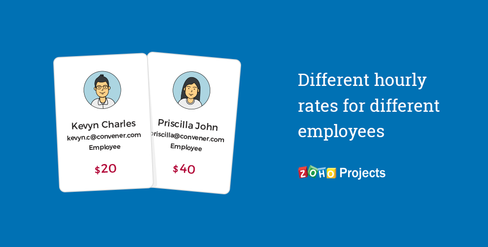 Staff-Based Billing Comes to Zoho Projects
