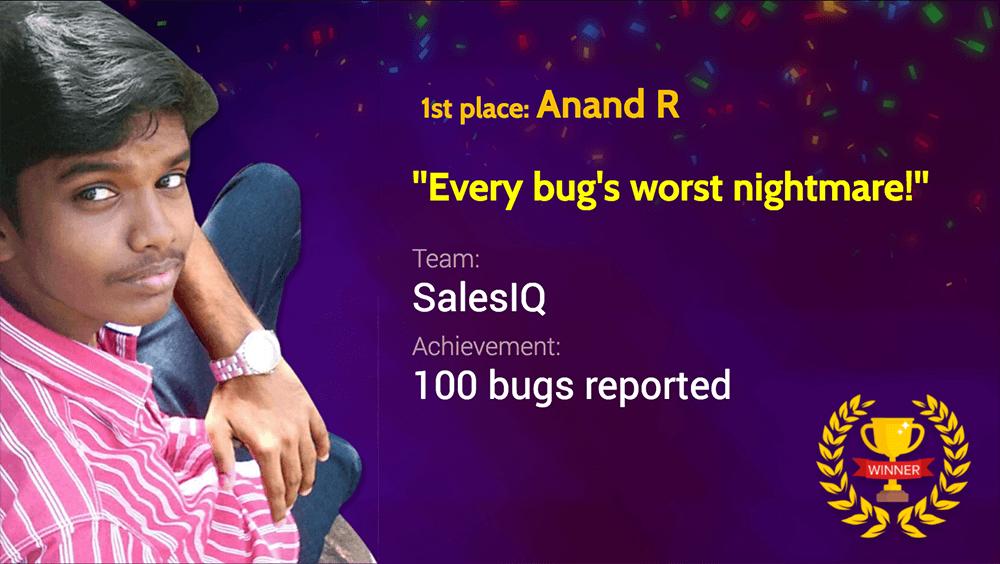 The Bug Bounty winner