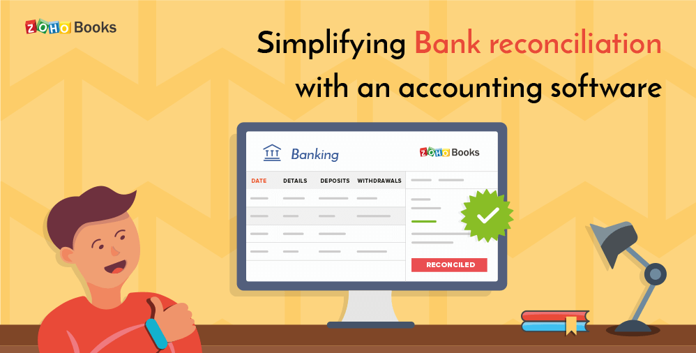 Bank Reconciliation With An Accounting Software