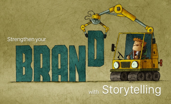 Why should your brand tell a story?