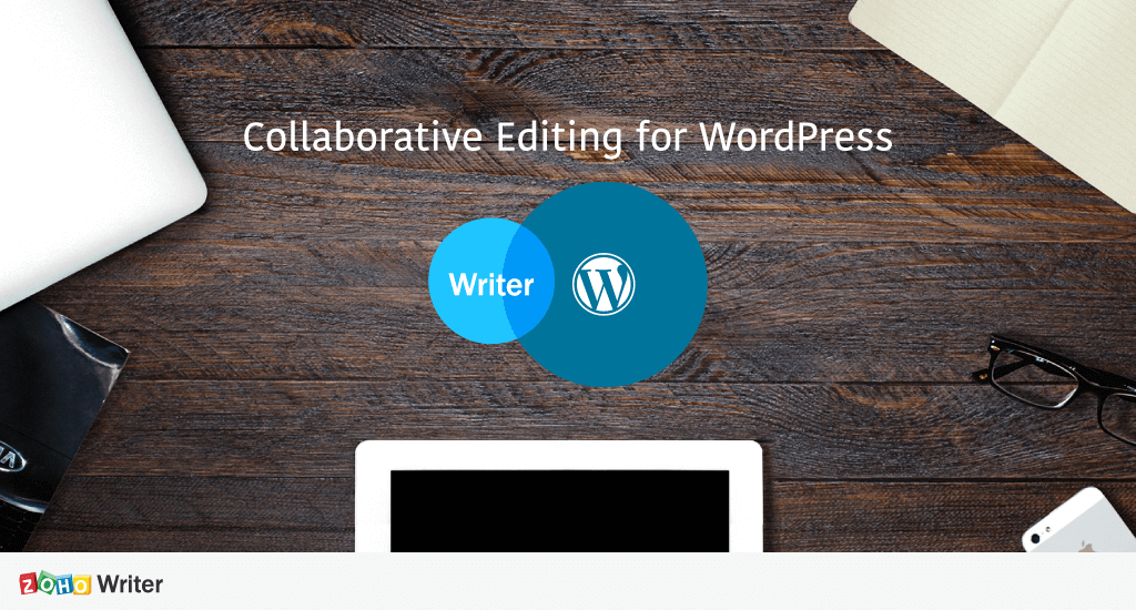 Collaborative Editing for WordPress using Writer ​