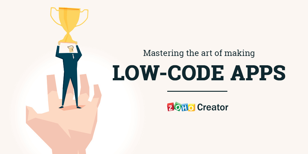 The 5-Step Guide to Building  Low-Code Apps