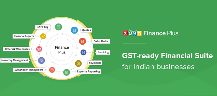 Introducing GST-Ready Financial Suite for Indian Businesses