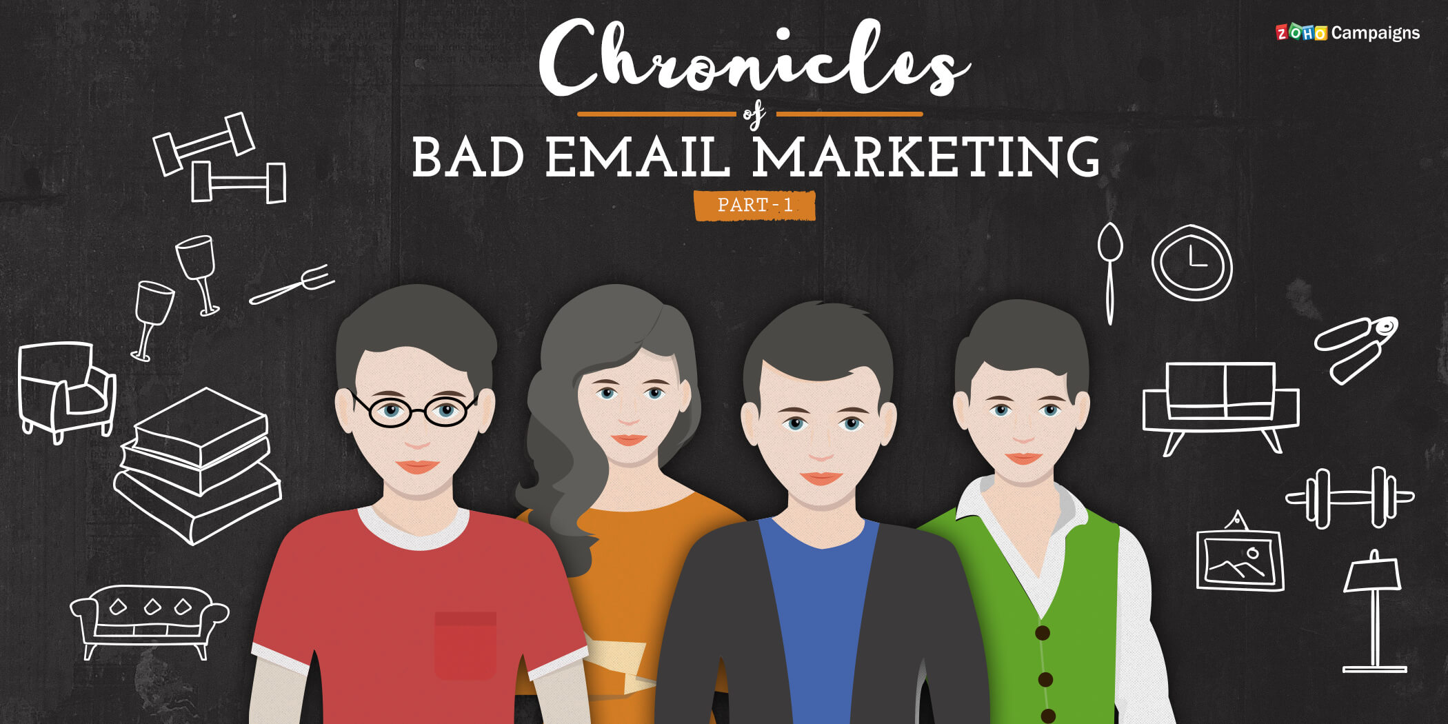 Chronicles of Bad Email Marketing (Part 1)