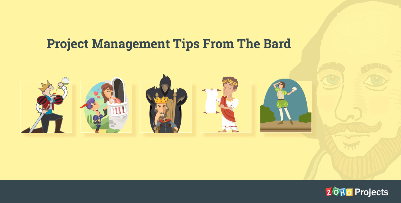 Things won are done: 7 tips from the Bard to bring your project to completion