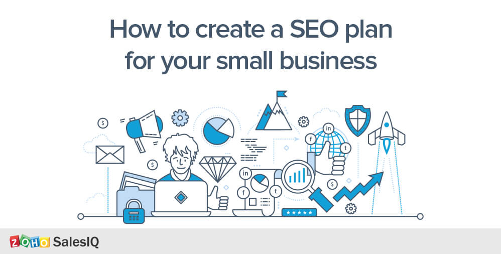 How to create a SEO plan for your small business