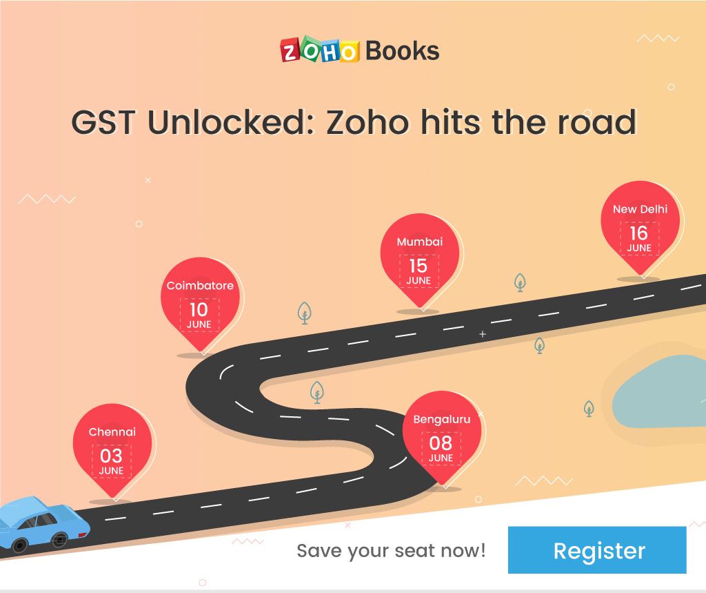 Zoho hits the road
